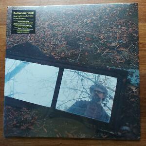 PATTERSON HOOD HEAT LIGHTNING RUMBLES IN THE DISTANCE LP  MINT