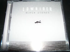 Lowrider Black Stones CD - New