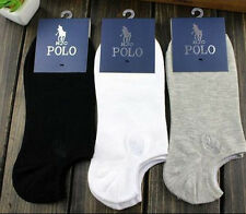 AU 12 Pairs Men's Ankle No Show Casual Sport 100%25Cotton Socks Low Cut