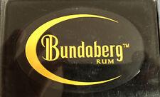 Bundaberg Rum Belt Buckle - Black / Gold