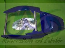 Yamaha TT600R TT600RE TT 5CH DJ01 Heck Verkleidung blau Heckflügel Rear Fender