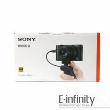 NEW Sony RX100 VII Digital Camera + VCT-SGR1 Shooting Grip Kit RX100M7G