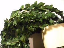 3 m Buchsbaumgirlande Buchsbaum Myrthe Hochzeit Tischdeko Serviettenring 1,5cm