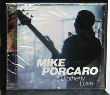 NEW  Brotherly Love by Mike Porcaro 2 CDs, 2011  NEW