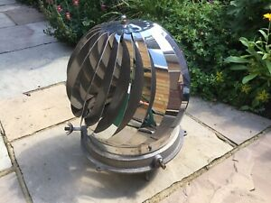 Spinning Stainless Steel Chimney Cowl