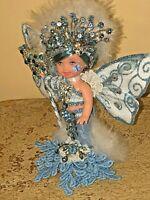 Kelly BUTTERFLY Fairy Princess Doll OOAK Barbie