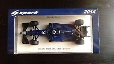 Williams FW36 Jerez Test car 2014 Valtteri Bottas