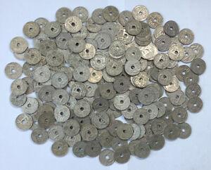 Spain Lot X190 1949-1963 50 Centimos Coins #N45