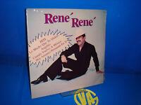 Vinyl disco LP - René Ornelas – René -2005-nuevo versiegelt