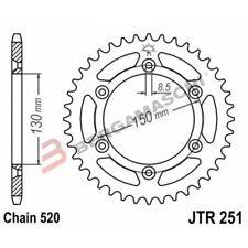ENGRENAGE ALUMINIUM 7075T6 JTA 251 z49 YAMAHA 450 YZ F D-CJ15C-33D 2013-2013