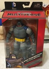 Batman (The Dark Knight Returns) Armored Batman (Collect & Connect Doomsday)