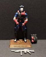 G.I. Joe 25th Hall of Heroes Cobra Viper V22 ToyRus Exclusive Figure Complete