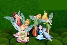 Cute Flower Fairy Micro Landscape Gardening Mini Dollhouse Home Ornament