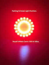 LED Tail Lamp OR Light For Royal Enfield Classic 350 & 500cc.