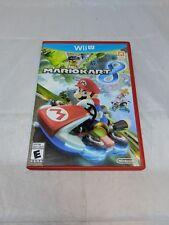 Mario Kart 8 (Nintendo Wii U, 2014) Pre-Owned Used