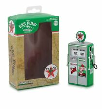Greenlight 1:18 Vintage Gas Pump 1954 Tokheim 350 Twin Pump Sky Fire Chief 14020