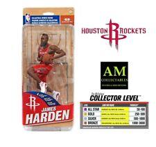 McFARLANE NBA 31 - HOUSTON ROCKETS - JAMES HARDEN - FIGUR  NEU/OVP LEVEL 592/750