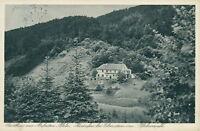 Ansichtskarte Gasthaus zur Befreiten Pfalz Harzofen Elmstein 1932  (Nr.823)
