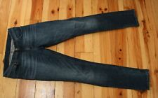 NUDIE JEANS TIGHT LONG JOHN WOMENS  BLUE SLIM FIT JEANS VGC UK SIZE W28 L32
