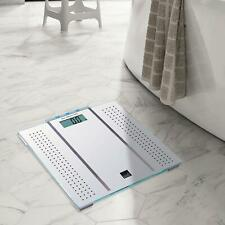 150KG Digital Body Weighing Scale Electronic Bathroom Glass Weight Scales LB/ KG