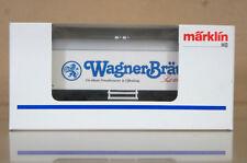 MARKLIN MäRKLIN 4415 K0050 SONDERMODELL WAGNERBRAU OFFENBURG BEER BIERWAGEN