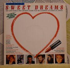 SWEET DREAMS [2xVinyl LP,1986] German Dr Hook*Moyet*Limahl*Starship*Elton *EXC