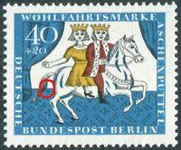 Berlin 269 I sauber postfrisch Plattenfehler Michel  -- . -- Brüder Grimm 1965