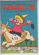 FRUGOLINO  1961  n.  3 - ed. Flaminia  # ottimo