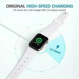 Magnetic Charging Dock For Apple Watch iWatch Series 6 5 4 3 2 USB Cable Charger