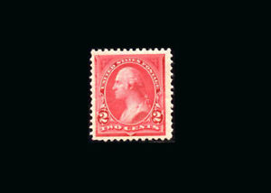 US Stamp Mint OG & Hinged, VF/XF S#249   Jumbo Margins