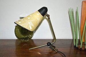 Midcentury lamp Krähenlampe Rockabilly RAR