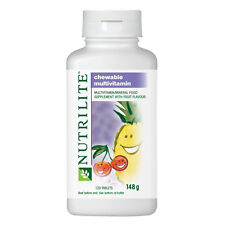 Chewable Multivitamin NUTRILITE for children maybe adults