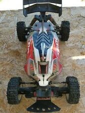 Arrma typhon 3s blx with a 6s blx. Extreme Power