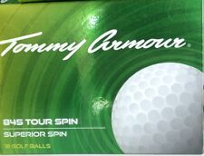 1 Dozen (12) Tommy Armour 845 Tour Spin (Superior Spin) Golf Balls - Genuine