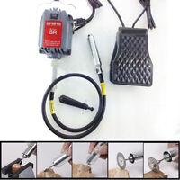 220V 230W 4mm S-R Hanging Flexshaft Mill Motor Jewellry Design & Repair Tools