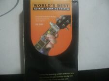 New! In Box World's Best Guitar Learning System Kg-886