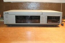 Vintage Pioneer LD-1100 Laser Disc Player AS-IS No remote