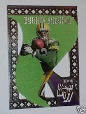 1997 Darren Sharper Contenders RC WAVE GREEN Version - Green Bay Packers Saints