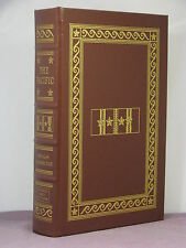 1st, signed by the author, The Pacific by Hugh Ambrose, Easton Press