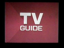 "TV GUIDE - COMMERCIAL - July 28 - Aug. 3, 1973 ""TV's Great Sex Movie Scare"" 16mm"