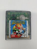 LOONEY TUNES MARTIAN ALERT NINTENDO GAMEBOY COLOR GB GBA GAME. UNBOXED PAL