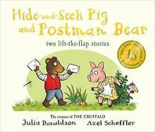 USED (VG) Tales from Acorn Wood: Hide-and-Seek Pig and Postman Bear by Julia Don