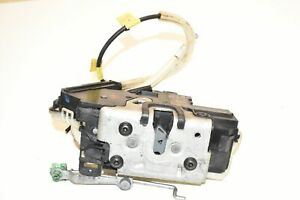 08 09 10 11 12 Ford Escape Lock Latch Actuator Right Passenger Rear Door