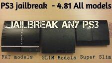PS3 SUPER SLIM JAILBREAKER 4.82