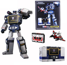 New Transformers Masterpiece MP-13 Soundwave Destron Communication Action Figure