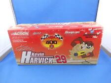 KEVIN HARVICK #29 MONTE CARLO 400 1:24 SCALE STOCK CAR DIECAST