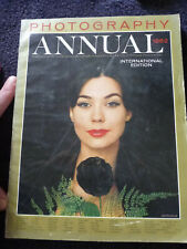 old magazine book Photography annual 1962 Stoller Eugene Smith Vestal