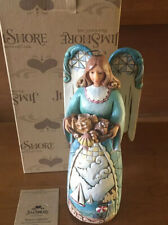 Jim Shore Musical -Summer Splendor Summer Angel Heartwood Creek #4013506