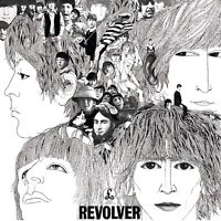"Reproduction ""The Beatles - Revolver"", Poster, Album Cover, Size: 16"" x 16"""