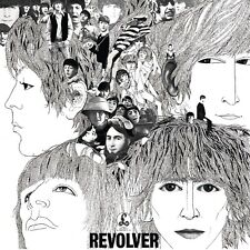 """Reproduction """"The Beatles - Revolver"""", Poster, Album Cover, Size: 16"""" x 16"""""""